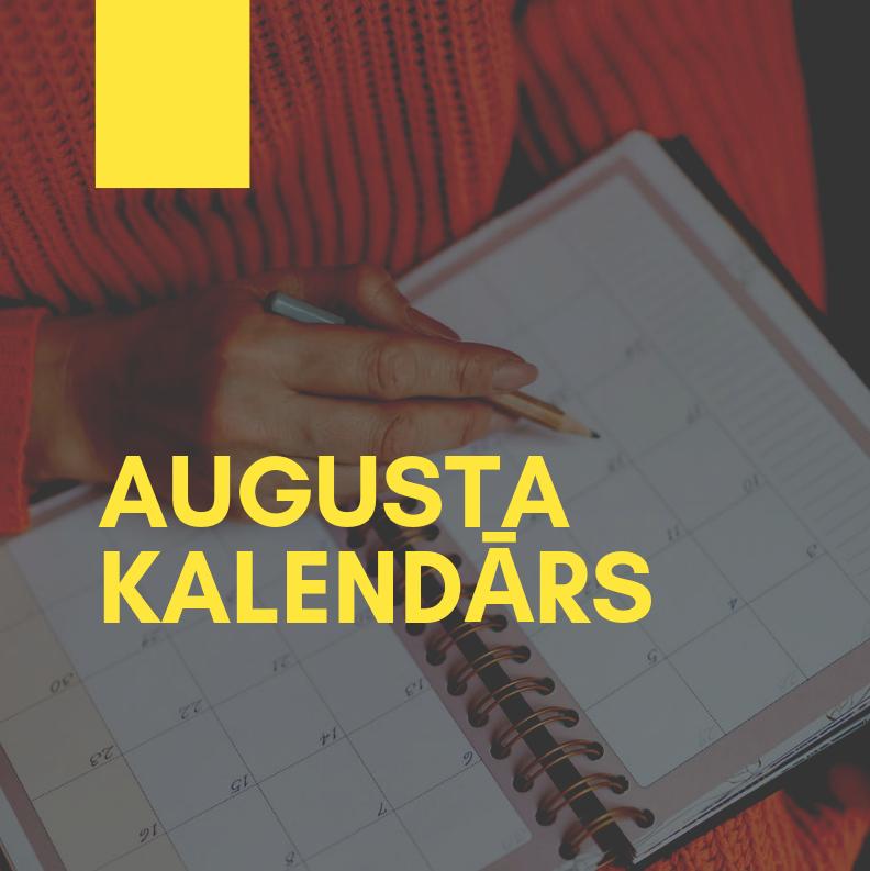 Augusta kalendārs