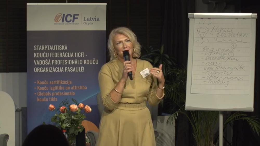 Atgriezeniskā saite kā ceļš uz attīstību - Olga Dzene