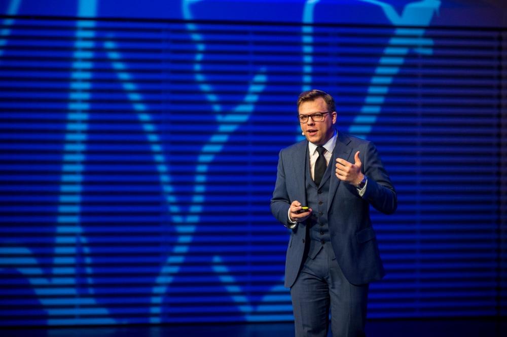 Rasmuss Filips Geks konferencē Celtspēja