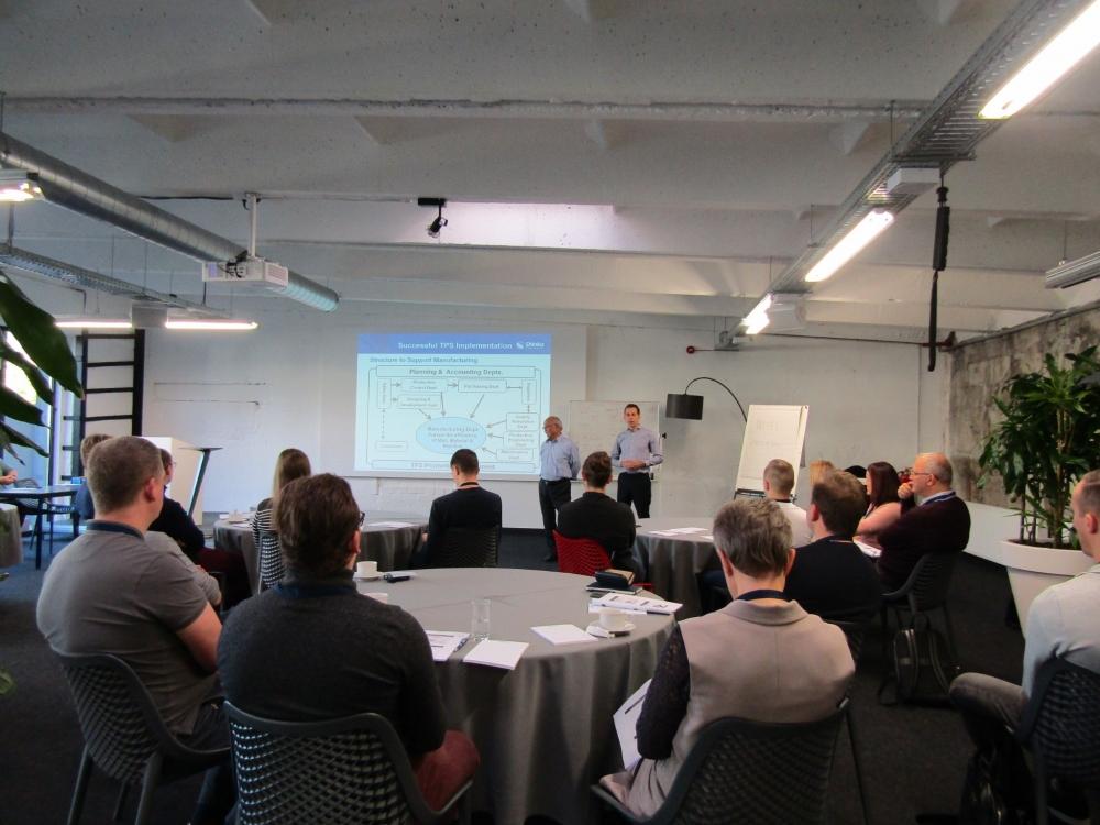 Rīgā notika 2. Lean Leadership Master Class